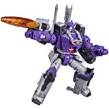 Transformers Toys Generations War for Cybertron: Kingdom Leader WFC-K28 Galvatron Action Figure - Kids Ages 8 and Up, 7.5-inc