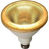 ELPA LED電球 ビーム球形 1000ルーメン 口金直径26mm 電球色 LDR15L-M-G051