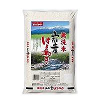【精米】山形県産 無洗米 はえぬき 5kg