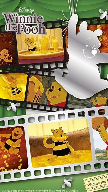 ディズニー  iPhone/Androidスマホ壁紙(540×960)-1 - プーさん・シアター