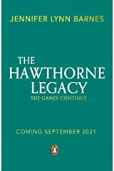 The Hawthorne Legacy (The Inheritance Games) Kindle Edition
