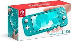 Nintendo Switch Lite - Turqoise