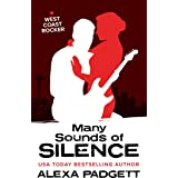Many Sounds of Silence: A Bad Boy Rockstar Romance (Seattle Sound series Book 5)