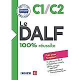Le DELF 100% reussite: Livre C1-C2 & CD MP3