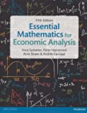 Essential Mathematics for Economic Analysis (5th Edition)