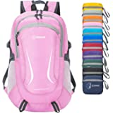 Ultra Lightweight Hiking Backpack Packable Durable Water Resistant Travel Backpack Daypack for Women Men