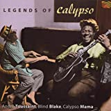 レジェンド・オブ・カリプソ (LEGENDS OF CALYPSO / ANDRE TOUSSAINT, BLIND B…