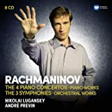 Rachmaninov: The Four Piano Concertos, Piano Works, Three Sy…