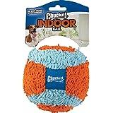Chuckit! 213201 Indoor Ball, Orange/Blue, 4.7 inches