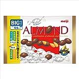明治 アーモンドチョコレートビッグパック 184g ×18袋