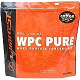 リミテスト ホエイプロテイン 工場直販 国産 WPC PURE 1kg プロテイン LIMITEST (コーヒー, 1kg)
