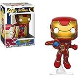 Funko 26463 POP! Marvel: Avengers Infinity War - Iron Man, Multicolor