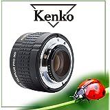 Kenko テレコンバーター テレプラス 2倍 PRO300 DGX ニコンAF用 601310