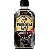 サントリー プレミアムボス ブラック コーヒー 490ml ×24本