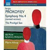 Symphony No 4 / Prodigal Son [Import]