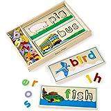 メリッサ&ダグ(Melissa&Doug) 木製 英語 幼児向け アルファベットボードパズル 2940 正規品