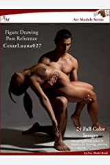 Art Models CesarLuana027: Figure Drawing Pose Reference (Art Models Poses) Kindle Edition