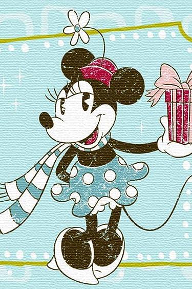 ディズニー  iPhone/Androidスマホ壁紙(640×960)-1 - ミニーマウス