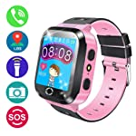 Kids GPS Tracker Smart Watch with Camera,007plus SIM Slot Smart Watch with GPS Tracker Anti-Lost SOS Christmas Gift Watch...