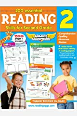 Reading for 2nd Grade - 200 Essential Reading Skills (Reading Eggs) Flexibound