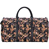 Signare Tapestry Large Duffle Bag Overnight Bags Weekend Bag for Women with Ume Sakura Japanese Style