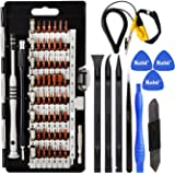 Kaisi 70 in 1 Precision Screwdriver Set Professional Electronics Repair Tool Kit with 56 Bits Magnetic Driver Kit, Anti Stati
