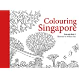 Colouring Singapore Postcards: Book 2