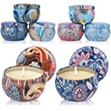Scented Candles Gift Set of 8 for Women Aromatherapy Candles Gifts for Mother's Day Birthday Anniversary Bath Yoga