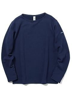 Boatneck Sweat Shirt 11-13-1452-593: Navy