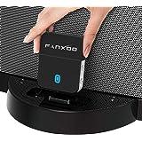 Fanxoo DockPro Bluetoothアダプター Bose Sounddock iPod Docking 30ピン Bluetooth 5.0アダプター aptX HD iPhone iPod Docking Station対応
