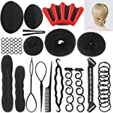 Hair Styling Accessories Kit Fashion Hair Design Styling Tools Magic Simple Fast Hair Braid Tools DIY Hair Accessories for Wo