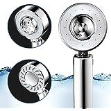 「2020年最新版」MDSXO シャワーヘッド 両サイド出水 節水 ノズル 極細水柱 ボディー清浄 ミスト噴水 洗顔 標…