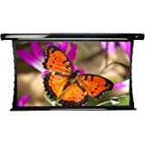 Elite Screens CineTension2, 96-inch 2.35:1, Tab-Tensioned Electric Drop Down Projection Projector Screen, TE96C-E24