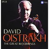David Oistrakh The Great Recordings