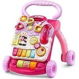 VTech 80-77050 First Step Baby Walker, Pink