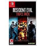 Resident Evil Triple Pack 4,5 & 6 - Nintendo Switch