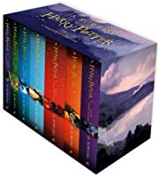 Harry Potter The Complete Collection 7 Book Boxset