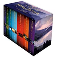 Harry Potter Box Set: The Complete Collection (Children's Pa…