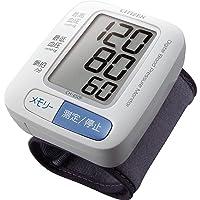シチズン 電子血圧計 手首式 ホワイト CH650F