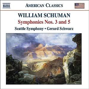 Symphonies 3 & 5