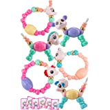 6 Pack MAGIC PETZ AUSTRALIA. 6 Twisty Bracelets, Magic Pets Bracelet, Animal Pet Bracelet Magic Unicorns, Puppies Twist to Cu