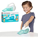 Black+Decker Dustbuster Junior Toy Handheld Vacuum Cleaner with Realistic Action & Sound! Pretend Role Play Toy for Kids with