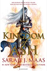 Kingdom of Ash: INTERNATIONAL BESTSELLER (Throne of Glass Book 7) Kindle Edition