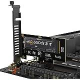 AMPCOM NVME M.2 to PCIe 拡張カード 増設インターフェースボード, PCI-Express 3.0…