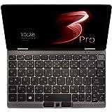 【国内正規版】OneMix3Pro プラチナエディション 日本語キーボード 8.4型 659g 厚さ14mm Windows10搭載2in1(インテル第10世代Core i7-10510Y搭載 /16GBメモリ/512GB SSD) ONEMIX3PROJP-GB5 (プラチナ(i7-10510Y))