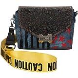 Birds of Prey Harley Quinn Crossbody Handbag Purse