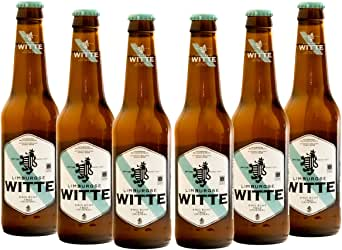 【ベルギークラフト ビール】コーネリッセン リンブルグス ウィッテ(CORNELISSEN LIMBURGSE WITTE) 330ml × 6本