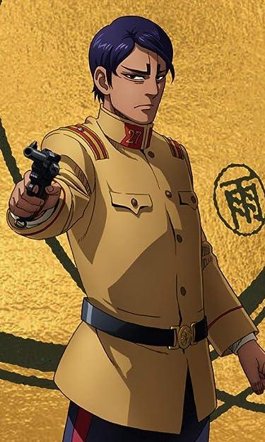 ゴールデンカムイ  iPhone/Androidスマホ壁紙(480×800)-1 - 鯉登少尉 (こいとしょうい)