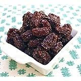 もりひさ屋 輝紫なつめ キシナツメ 500g 砂糖不使用 無農薬栽培 蒸して乾燥した無添加黒なつめ