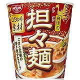 日清食品 担々麺 79g ×12個